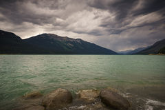 Moose Lake,, North Thompson, British Columbia, Canada Stock Photography