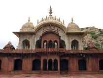 Moosi Maharani Chhatri, Alwar, Rajasthan, India Royalty Free Stock Photo