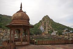 Moosi Maharani Chhatri, Alwar, Rajasthan, India. Moosi Maharani Chhatri in Alwar, Rajasthan, India stock photo