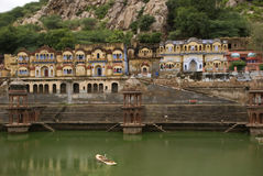 Moosi Maharani Chhatri, Alwar, Rajasthan, India Royalty Free Stock Photos