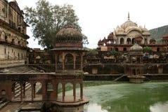 Moosi Maharani Chhatri, Alwar, Rajasthan, India Stock Images