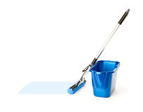 Free Mop And Bucket Royalty Free Stock Photos - 11593798
