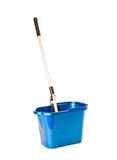 Mop and bucket stock photography