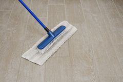 Mop for cleaning Stock Images