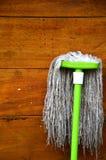 Mop floors Royalty Free Stock Photo