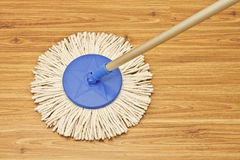 A mop in modern style Stock Photos