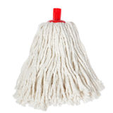 Mop of rope. Stock Images