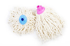 Mop of rope Royalty Free Stock Image