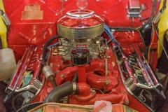Mopar Hemi Engine Royalty-vrije Stock Afbeeldingen
