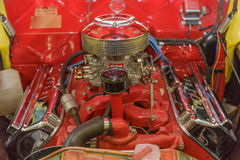 Mopar Hemi Engine Royalty Free Stock Images