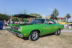 Mopar Road runner 440 royalty free stock images