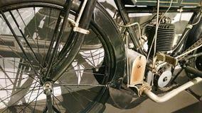 Moped 1920 arkivbilder