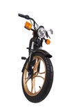 Moped. Isolated, clipping path included Royalty Free Stock Image