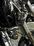 Moped Royaltyfria Foton