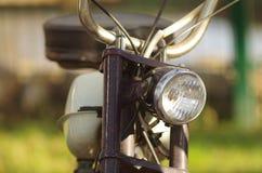moped Royaltyfri Bild