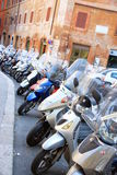 Mopeds Fotos de Stock Royalty Free