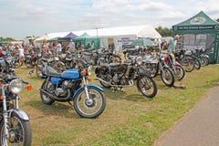 Mopedsamling Royaltyfria Bilder
