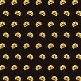 Mops - emoji wzór 21 ilustracji