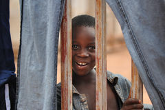Mopti-Kinder Lizenzfreies Stockbild