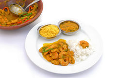 Moqueca de Camarao Stock Photography
