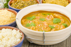Moqueca de Camarao Royalty Free Stock Images