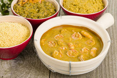 Moqueca de Camarao Royalty Free Stock Photography
