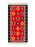 Moquette bosniaca illustrazione di stock