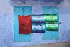 Moquette del Marocco Fotografia Stock Libera da Diritti
