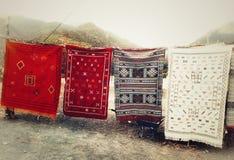 Moquette marocchine immagine stock libera da diritti