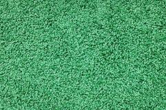 Moquette verde Fotografia Stock