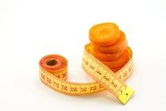 Morötter och linje Royaltyfria Bilder