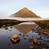 MOR de Buachaille Etive   Photos stock