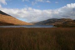 MOR di Eilde del lago, Kinlochleven, Scozia Fotografia Stock