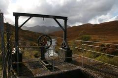 MOR di Eilde del lago, Kinlochleven, Scozia Immagine Stock