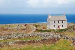 MOR di Inis, Aran Iseland Fotografie Stock Libere da Diritti