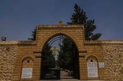 Mor Gabriel Monastery Immagine Stock