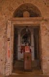 Mor Gabriel Monastery Fotografia Stock Libera da Diritti