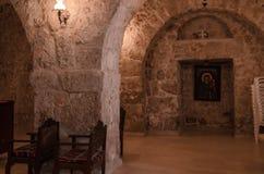 Mor Gabriel Monastery Stock Afbeelding