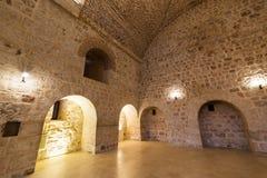 Mor Gabriel Monastery em Midyat, Mardin Turquia imagens de stock royalty free