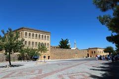 Mor Gabriel Monastery em Midyat Turquia fotos de stock royalty free