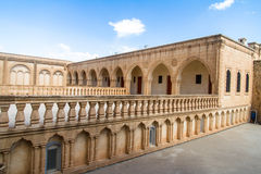 Mor Gabriel Monastery in Mardin Royalty Free Stock Photo