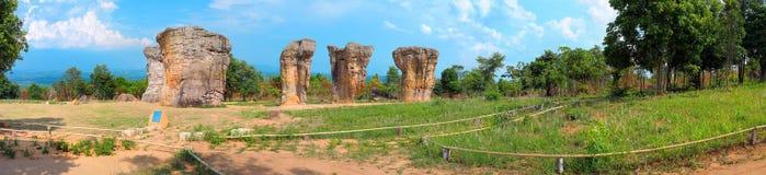Mor Hin Khao, Таиланд Стоковые Фотографии RF