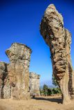 Mor Hin Khao. Chaiyaphum Stonehenge of Thailand royalty free stock photography