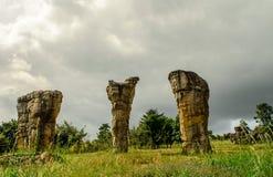 Mor Hin Khao, Tailândia Fotos de Stock Royalty Free