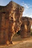 MOR HIN KHAOW [CHAIYAPHUM - loppet, stonehenge Royaltyfri Fotografi