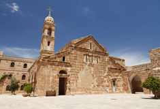 Mor Yakup (Jacob) Monastery, Mardin. Turkey Stock Photo