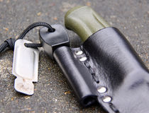 Mora 510 MG knife Royalty Free Stock Image