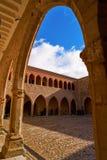 Mora De Rubielos Castle In Teruel Spain Stock Photography