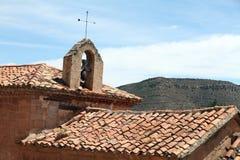 Mora de Rubielos,Teruel,Spain Royalty Free Stock Photos