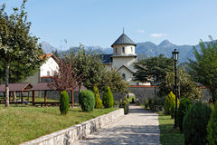 Moraca Monastery, Montenegro Stock Photos